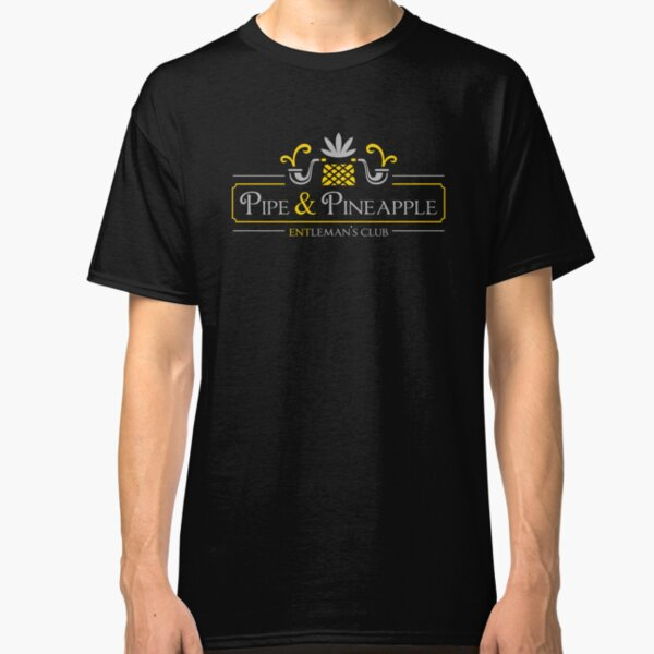 Pipe & Pineapple Classic T-Shirt