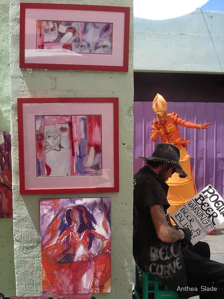 Artists' Market by Anthea  Slade