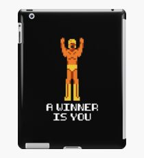 A Winner Is You iPad Case/Skin