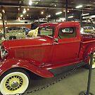 1934 Dodge Pickup Truck, Denver, Colorado  by lenspiro