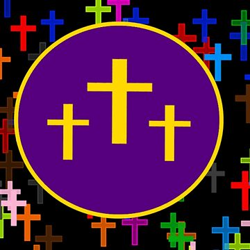 Holy Crosses by Linlee1000