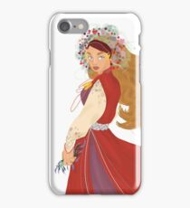 Slavic Witch iPhone Case/Skin