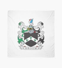 Broom Coat of Arms Scarf