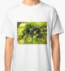 Colorful Flowers, Lower Manhattan, New York City Classic T-Shirt