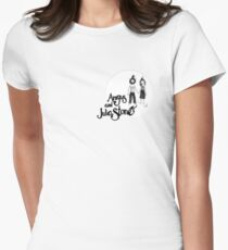 Angus And Julia Stone Women's Fitted T-Shirt
