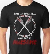 Lucille = Awesome T-Shirt
