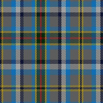Saltcoats (Saskatchewan) District Tartan  by Detnecs2013