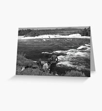 The River Nile Greeting Card
