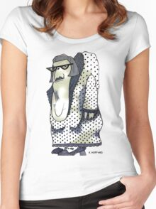 A Wife for Claude Women's Fitted Scoop T-Shirt