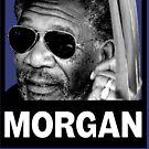 «LOGAN - Morgan Freeman» de DanielDesigns