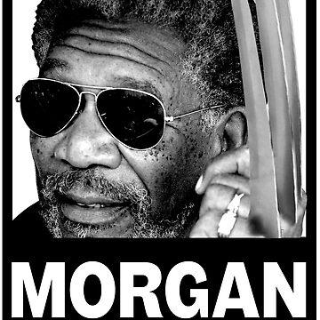 LOGAN - Morgan Freeman de DanielDesigns