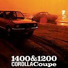 Vintage Corolla Ad by tanyarose