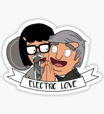 Electric Love - Bob's Burgers Sticker