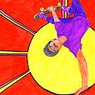 Eat Sleep Skate by Caroline Munday