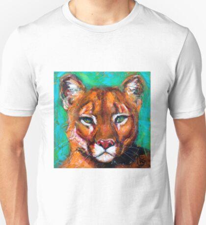 Earth Keeper: Mountain Lion T-Shirt