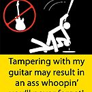 Tampering with My Guitar by boltage69