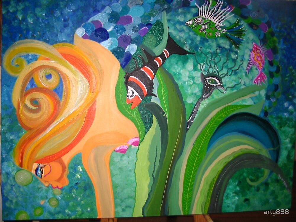 Mermaid by arty888