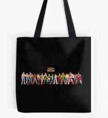 Super Street Fighter 2 Tote Bag