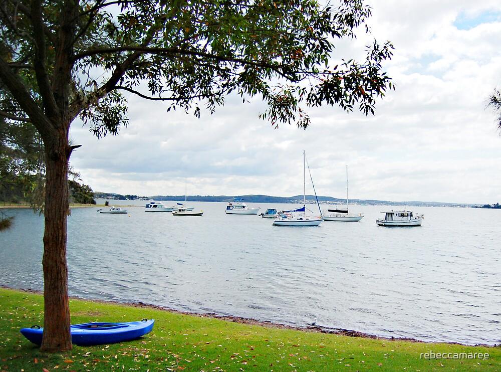 Lakeside by rebeccamaree
