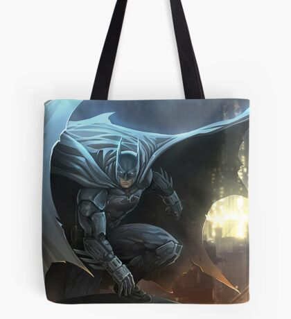 The Knight Tote Bag