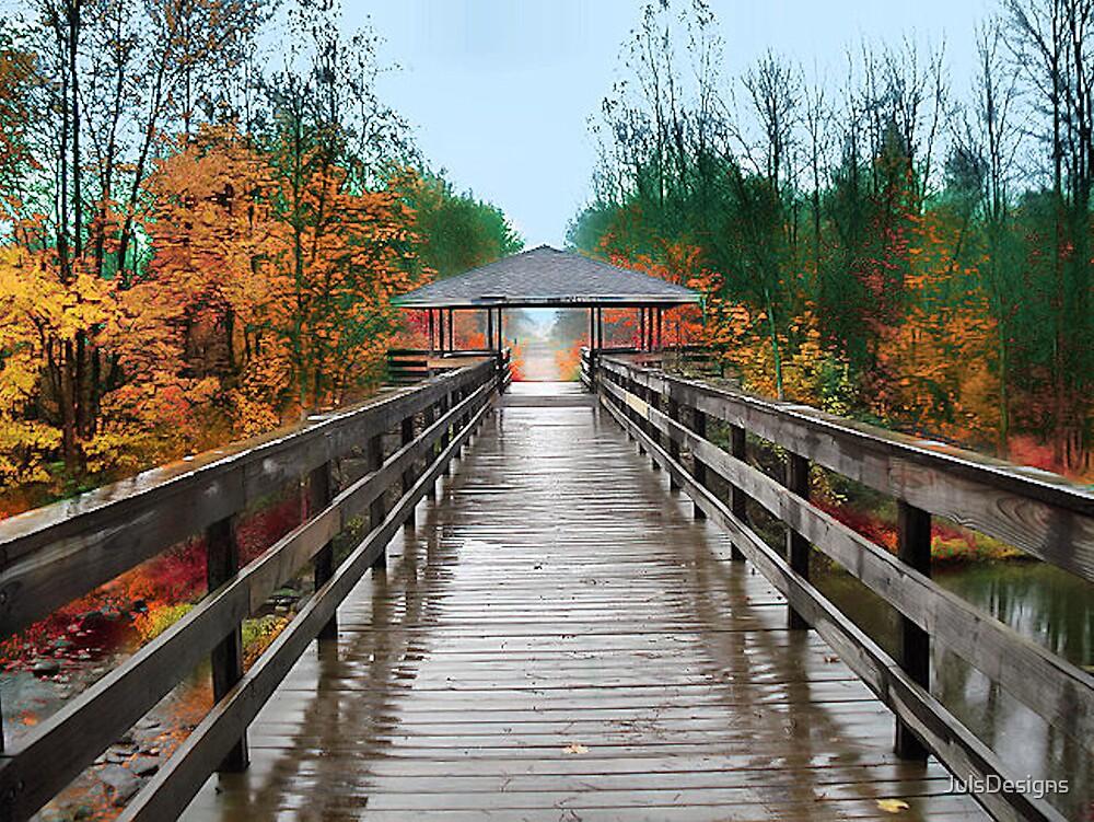Bridge To Inner Peace by JulsDesigns