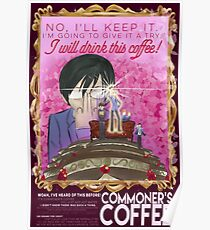 I Will Drink This Coffee! Poster