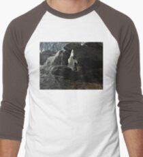 Ice Rocks Men's Baseball ¾ T-Shirt