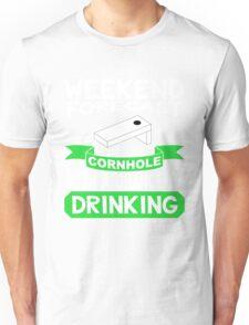 Funny Cornhole Shirt Unisex T-Shirt