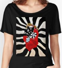 Spider Head  Women's Relaxed Fit T-Shirt