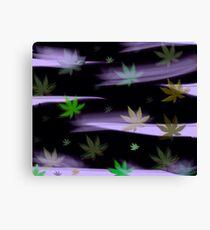 Sativa Canvas Print