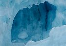 Blue Ice Cave by Steve Bulford