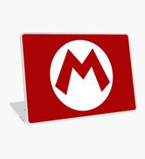 """""""M"""" Logo Laptop Skin"""