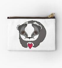 Badger in Love Studio Pouch