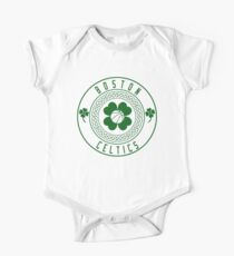 Boston Celtics Vintage Retro Logo Kids Clothes
