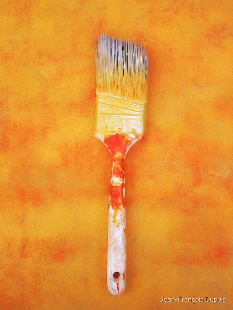 Paint brush by Jean-François Dupuis