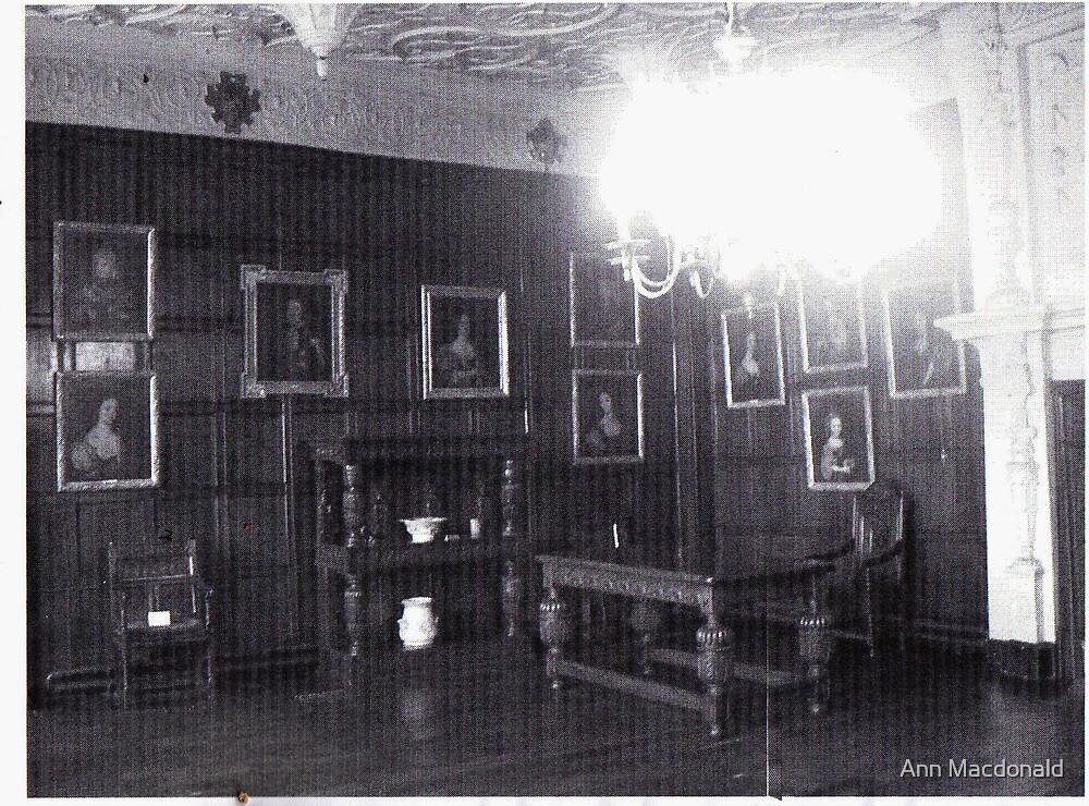 spooky room by Ann Macdonald