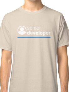 Senior Developer Classic T-Shirt
