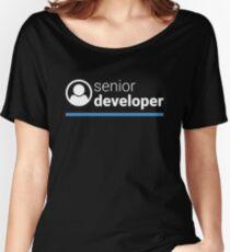 Senior Developer Women's Relaxed Fit T-Shirt