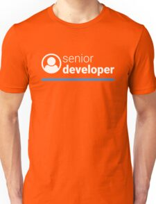 Senior Developer Unisex T-Shirt