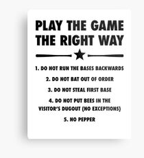 The Right Way Metal Print