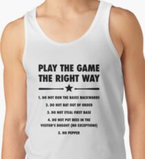 The Right Way Tank Top