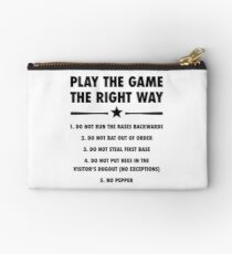 The Right Way Studio Pouch
