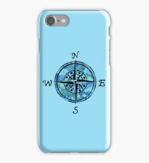 Naval Compass iPhone Case/Skin