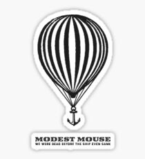Modest Mouse Sticker