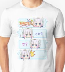 Kanna Speech Compilation Unisex T-Shirt