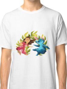 First Day of Spring Classic T-Shirt