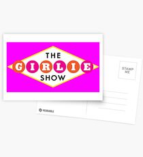 30ROCK - The Girlie Show Postcards