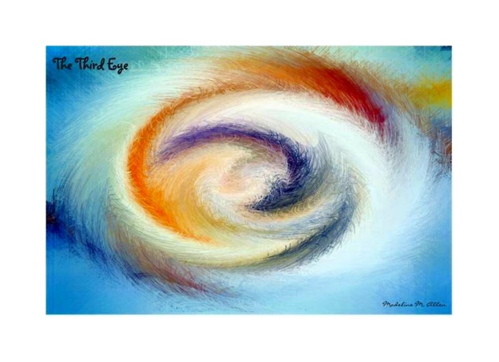 The Third Eye by Madeline M  Allen