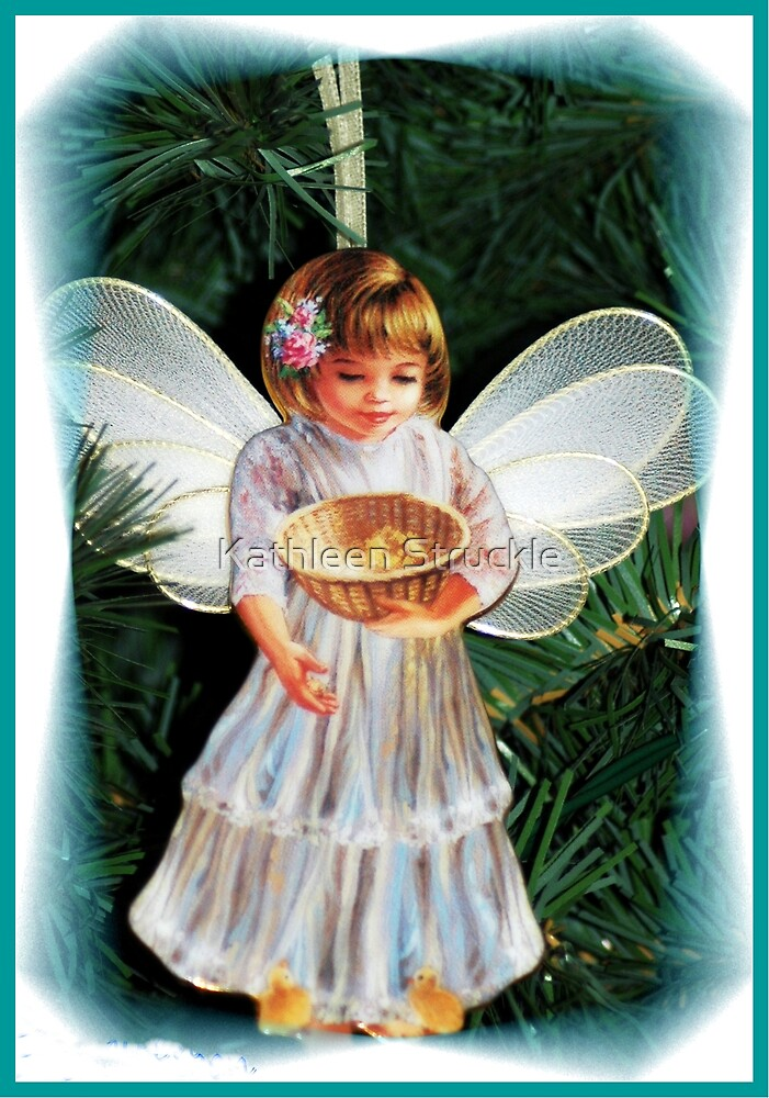 Christmas Angel by Kathleen Struckle