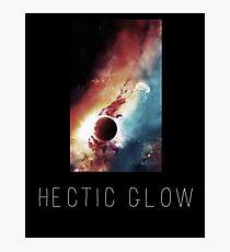 Hectic Glow  Photographic Print
